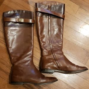 Cole haan darlin riding boot size 7.5